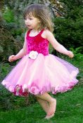 Child Flower Fairy Dress