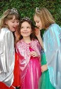 Princess Shimmery Capes