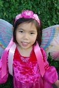 Fairy-Princess-dress-hot pink-fuchsia